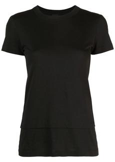 Vera Wang double layer T-shirt