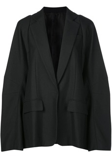 Vera Wang oversized tailored jacket