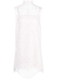 Vera Wang sleeveless tunic dress