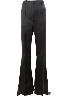 Vera Wang flared tailored trousers - Black