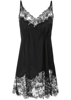 Vera Wang lace camisole top - Black