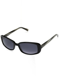 Vera Wang V405 Women's V405BK51 Rectangular Sunglasses