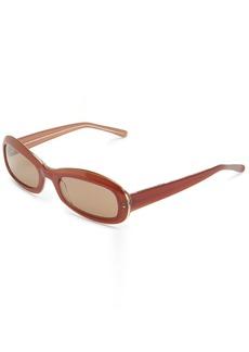 Vera Wang Women's Aubin Oval Sunglasses