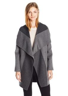 Vera Wang Women's Nikki Df Loose Coat