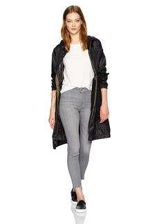 Vera Wang Women's Noely Lightweight Long Mesh Jacket  S