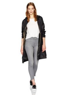 Vera Wang Women's Noely Lightweight Long Mesh Jacket  XL