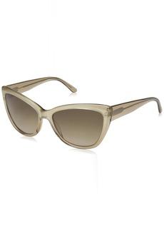 Vera Wang Women's V433 Cateye Sunglasses  57 mm