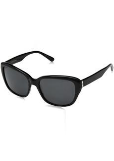 Vera Wang Women's V446 Square Sunglasses