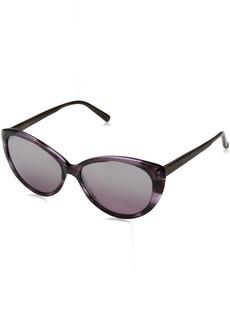 Vera Wang Women's V450 Cateye Sunglasses  54 mm