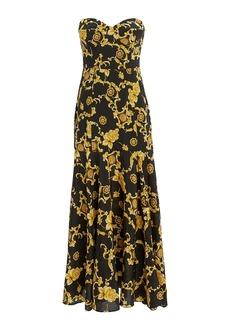 Veronica Beard Annika Bustier Dress