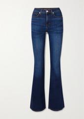 Veronica Beard Beverly High-rise Flared Jeans