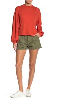 Veronica Beard Caine Cargo Shorts