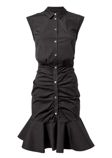 Core Bell Ruched Dress