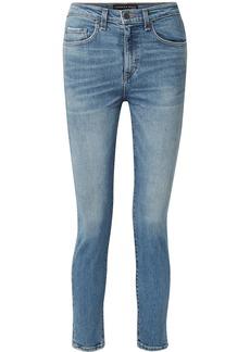 Veronica Beard Faye High-rise Skinny Jeans
