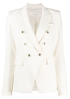 Veronica Beard fitted double buttoned blazer