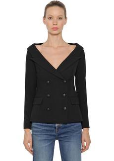 Veronica Beard Frayne Double Breast Blazer Jacket