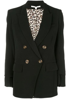 Veronica Beard frilled cuff blazer