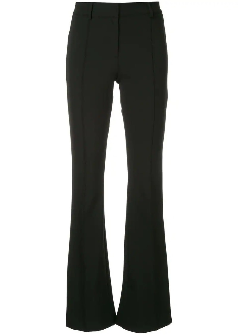 Veronica Beard Hibiscus trousers