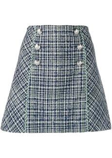 Veronica Beard high waisted straight skirt