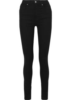 Veronica Beard Kate High-rise Skinny Jeans