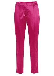 Veronica Beard Lago Satin Trousers