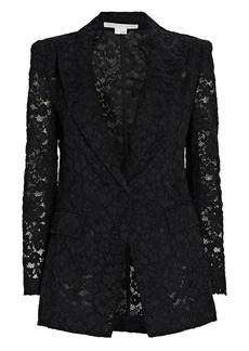 Veronica Beard Long and Lean Lace Dickey Blazer