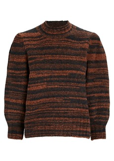 Veronica Beard Lumina Crewneck Sweater