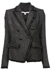 Veronica Beard metallic detail blazer