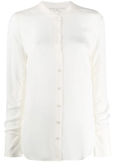 Veronica Beard round neck blouse
