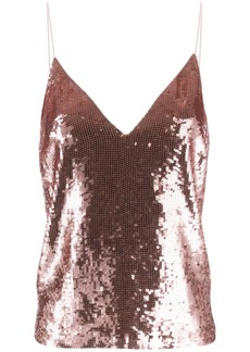 Veronica Beard sequin embellished top