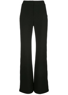 Veronica Beard side trim detailed trousers