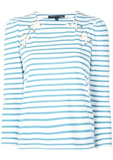 Veronica Beard striped T-shirt