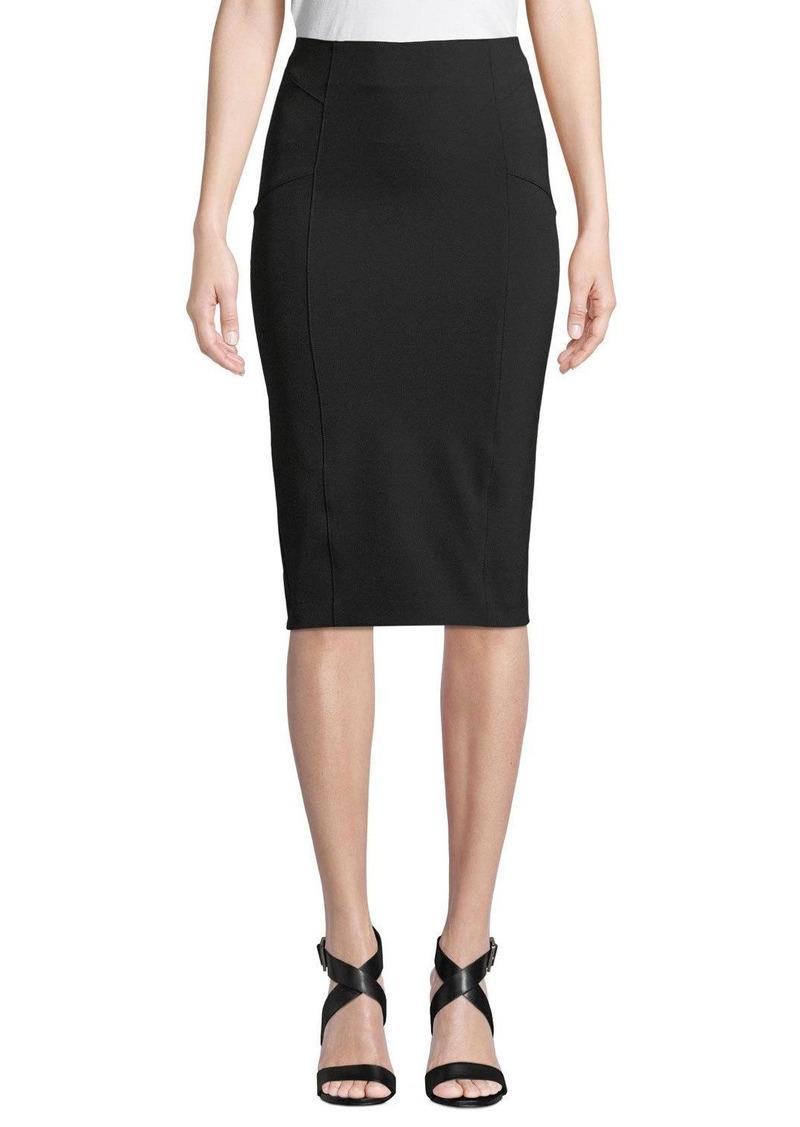 Veronica Beard Vail Midi-Length Pencil Skirt