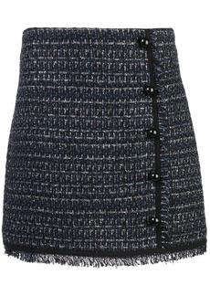Veronica Beard Mirabelle tweed skirt