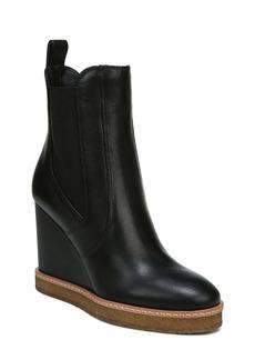 Veronica Beard Aari Waterproof Wedge Chelsea Boot (Women)