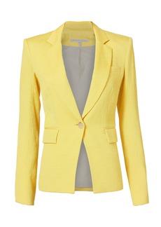 Veronica Beard Bentley Lace-Up Back Jacket