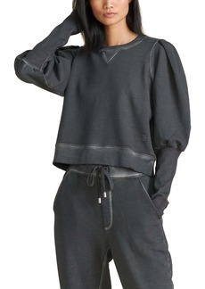Veronica Beard Analeigh Cotton Sweatshirt