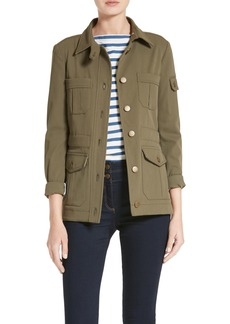 Veronica Beard Camp Jacket
