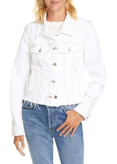 Veronica Beard Cara Denim Jacket