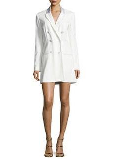 Veronica Beard Carlyle Double-Breasted Mini Blazer Dress