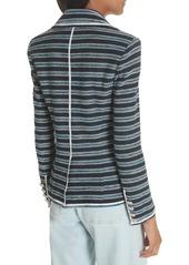 721ed490d Veronica Beard Veronica Beard Carroll Stripe Jacket   Outerwear