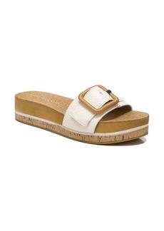 Veronica Beard Chessy Platform Slide Sandal (Women)