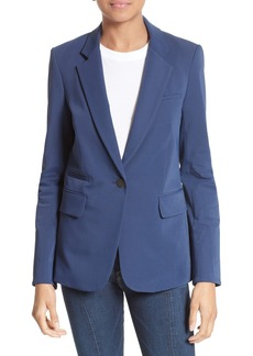 Veronica Beard Classic Techno Stretch Jacket