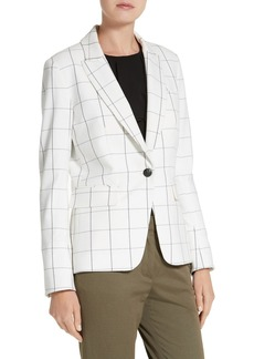 Veronica Beard Clubhouse Cutaway Jacket