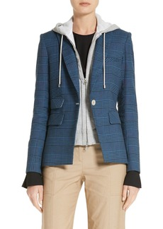 Veronica Beard Crew Cutaway Jacket