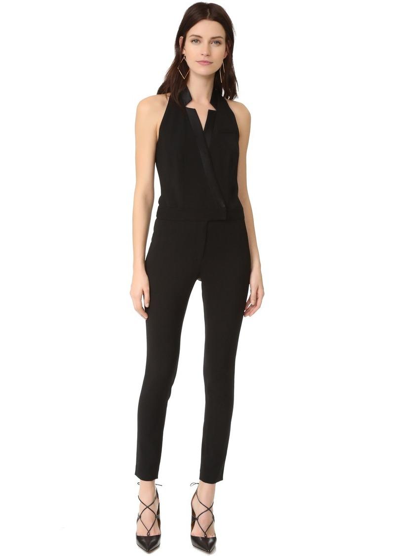 On Sale Today Veronica Beard Iggy Tuxedo Jumpsuit