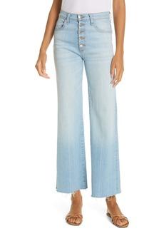 Veronica Beard Kirra Flare Jeans (Aire)