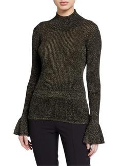 Veronica Beard Lilia Turtleneck Sweater