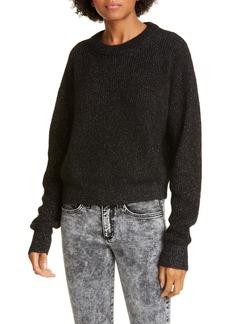 Veronica Beard Melinda Mohair & Alpaca Blend Sweater