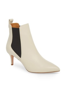 Veronica Beard Parker Pointy Toe Chelsea Bootie (Women)